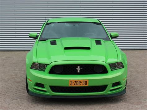 Ford USA Mustang BOSS 302 2013 - Occasions - Bos V8 Supercars