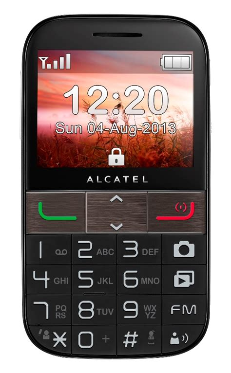 Alcatel OneTouch 2001X - Specs and Price - Phonegg