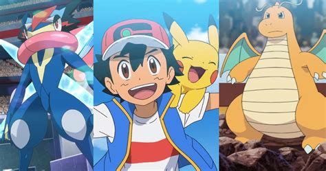 Who Is Ash's Strongest Pokémon? (& 9 More Of His Best
