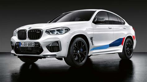 BMW X3 M And X4 M Muscle Up With M Performance Parts