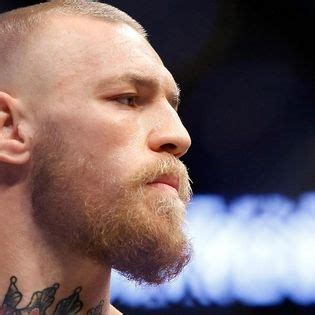 Conor McGregor Serious Facebook Cover - Characters