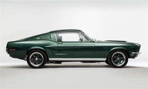Ford Mustang 390 GT - thecoolcars