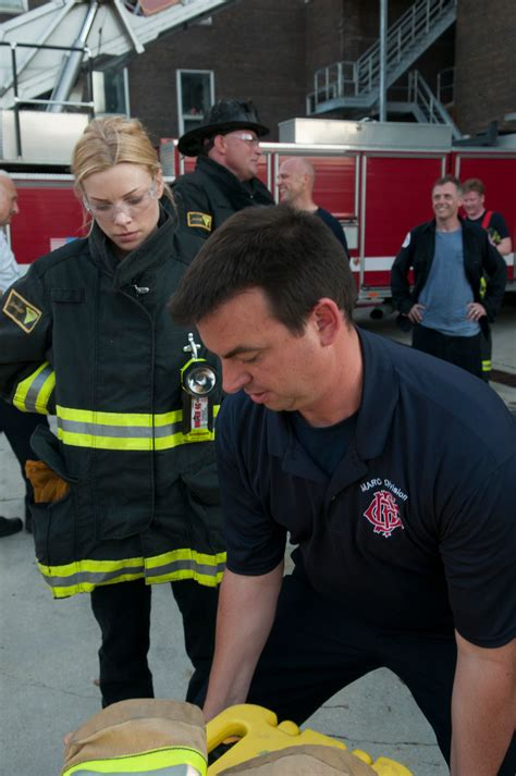 Chicago Fire: Firefighter Training Photo: 272381 - NBC