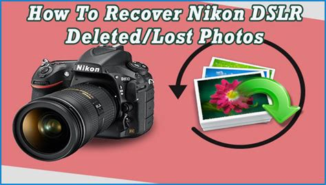 Nikon DSLR Photo Recovery: 3 Ways To Get Back Deleted