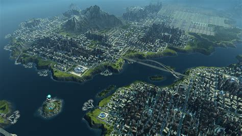 Anno 2205 - Hry