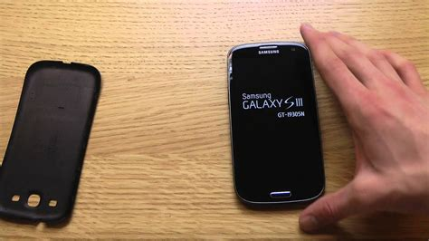 Samsung Galaxy S3 4G - Unboxing - YouTube