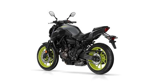 2018 Yamaha MT-07 and MT-09 SP Go Official At EICMA