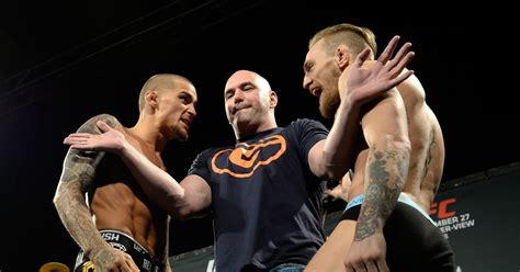 Are Conor McGregor and Dustin Poirier hinting at a