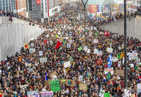 Climate strikes: Canadian school boards and colleges to