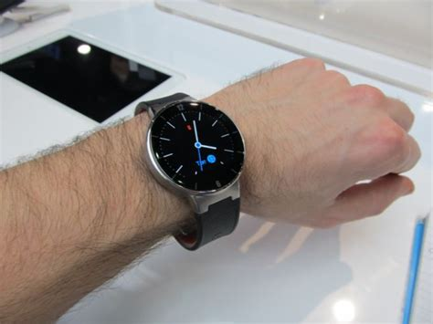 This is Alcatel OneTouch's $149 smartwatch (video