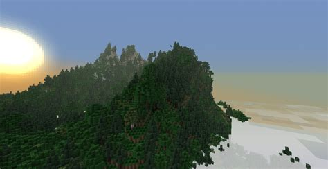 Extreme Forest Map Minecraft Map