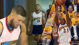 Conor McGregor Works Out In A Jason Richardson Warriors