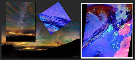 Rainbow Bands of Airglow in Gravity Waves above Pico