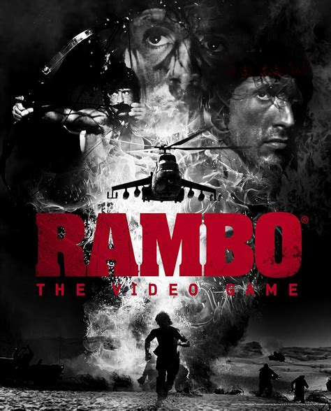 Rambo: The Video Game - IGN
