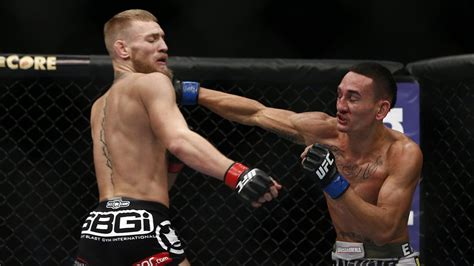 Max Holloway: 'It takes a special, unique person to do