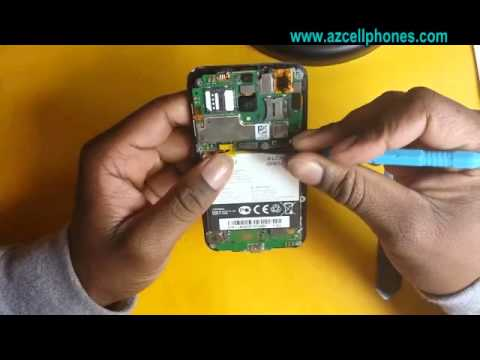 Alcatel OneTouch Hero 8020D Battery Connector Problem Ways