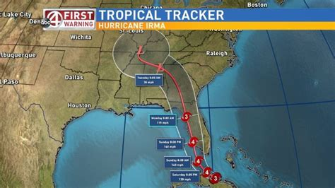 Watches issued for Lowcountry as Hurricane Irma closes in