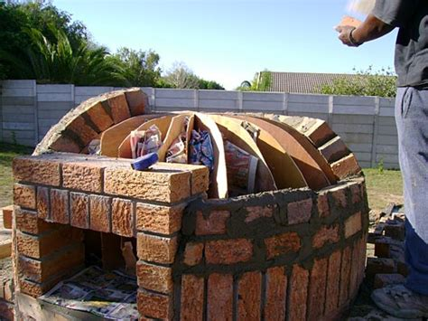Pizza oven in Cape Town South Africa