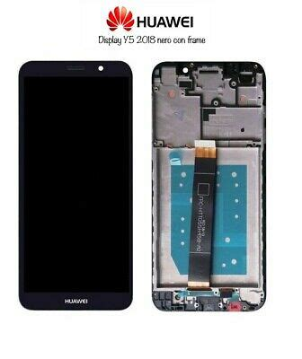 DISPLAY HUAWEI Y5 2018 DRA-L01 TOUCH SCREEN LCD SCHERMO
