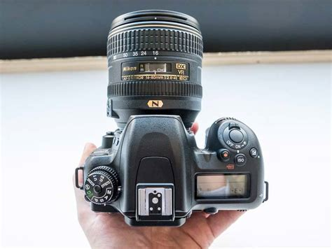 Nikon D7500 Hands-on Review   Photography Blog